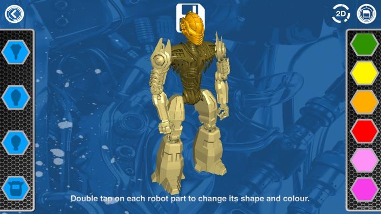iRobotAR screenshot-3