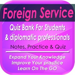 Foreign Service  Exam Review: 8800 Study Notes & Quizzes