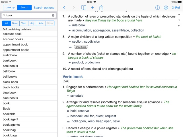 WordWeb Dictionary on the App Store