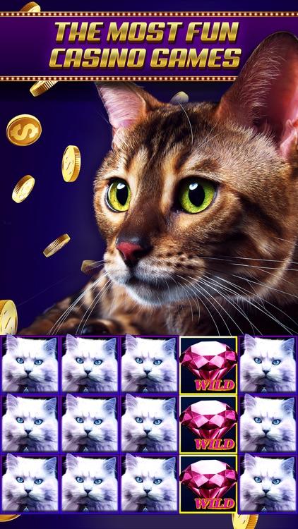 Slots Casino Joy - Free Slot Machines & Solitaire