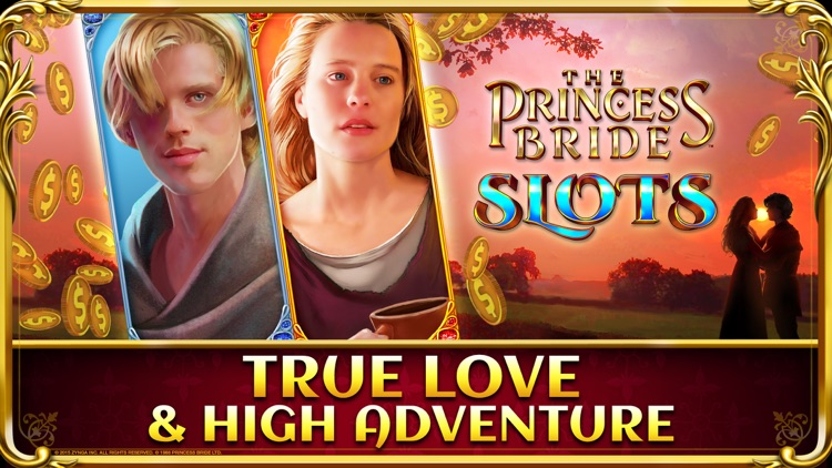 Princess Bride Slots Free Vegas Casino screenshot-0