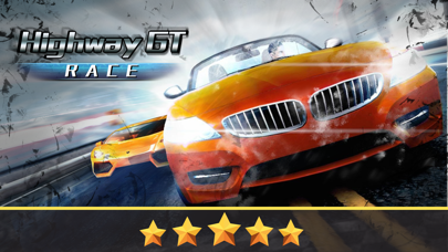 Screenshot from Highway GT Race - Real Traffic Driving Racer Chase and Speed Car Destiny Racing Simulator