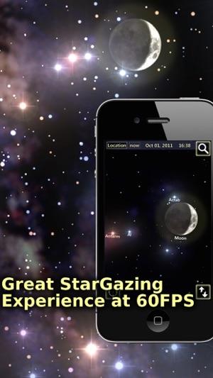 StarTracker - Mobile SkyMap Screenshot