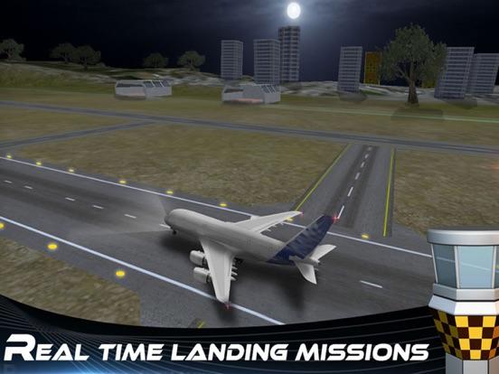 Самолет симулятор полета 3D - струйного игра реали для iPad