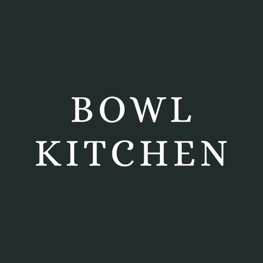 Bowl Kitchen