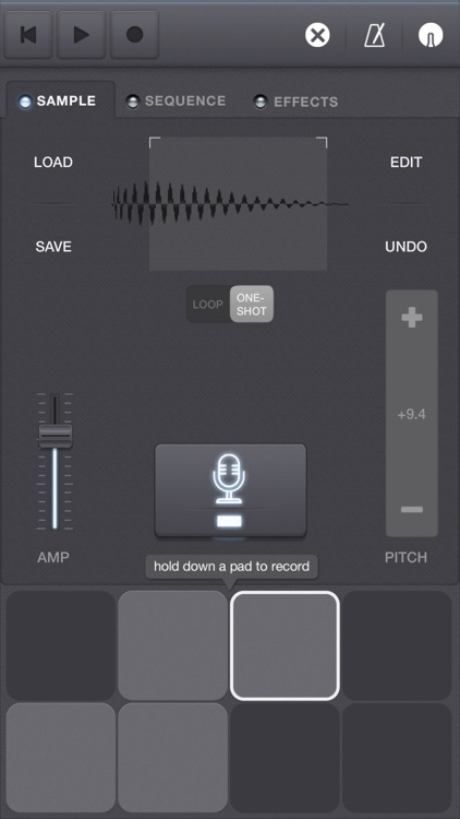 Triggler: Sampler, Sequencer & Wave Synth