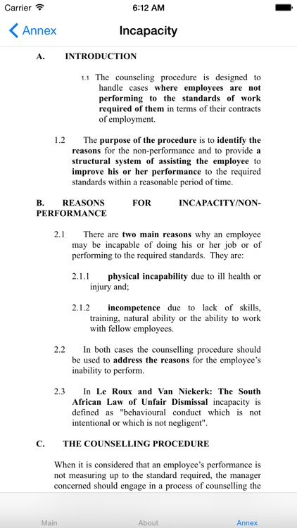 HR Documents screenshot-3