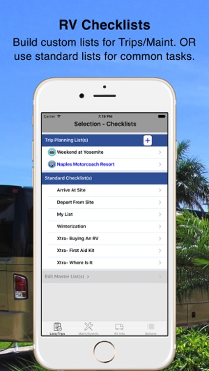 travel trailer hook up checklist