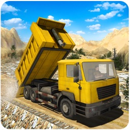 Offroad Construction Builder 3D – Equipment transporter simulation game