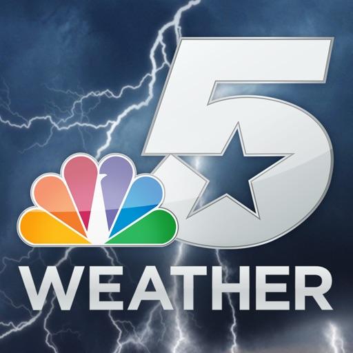 DFW Weather for iPad icon