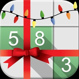 Sudoku - Christmas solving puzzle