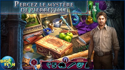 Screenshot #2 pour League of Light: La Montagne Silencieuse - Un mystère d'objets cachés (Full)