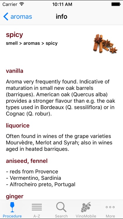 Wine Tasting by VinoMobile(R) screenshot-3