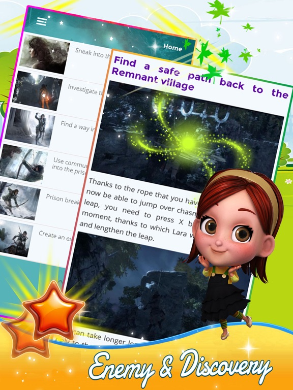 Ipad Screen Shot Guide for Rise of the Tomb Raider - New Video Guide 1