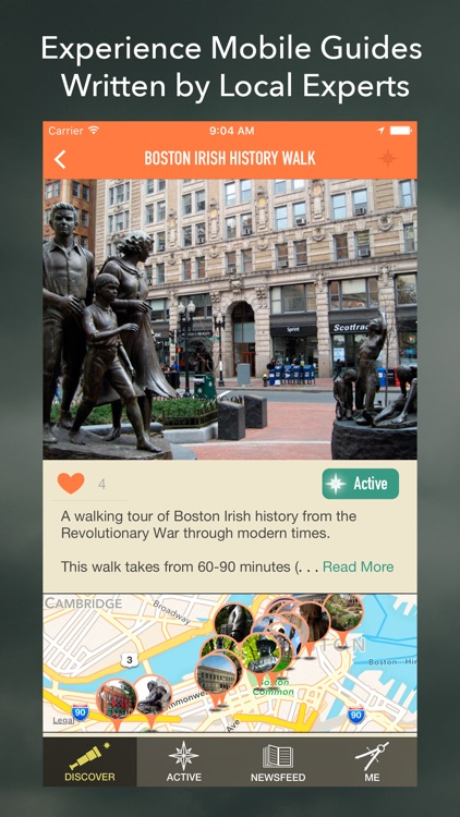 Yonward - mobile travel guides by everyone