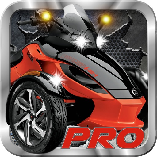 A Motorcycle Spyder Pro - Bike Race Stream icon