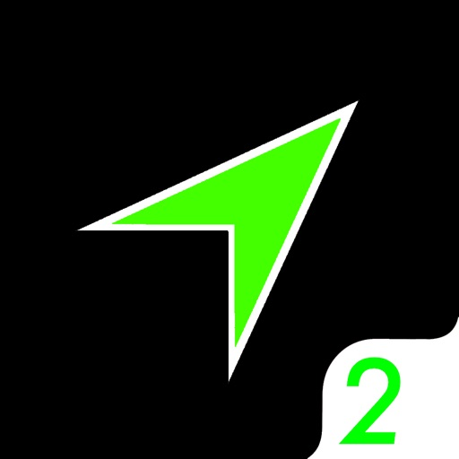 MyTracks 2 icon