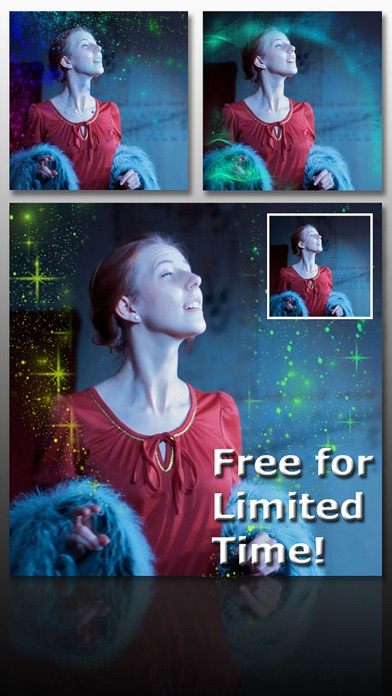 PhotoJus Glitters FX - Pic Effect for Instagram screenshot one
