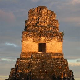 Tikal Picture/Audio Guide