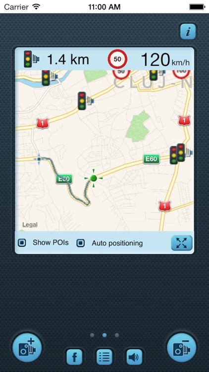 i SpeedCam Asia (Speed Camera Detector with GPS Tracking)