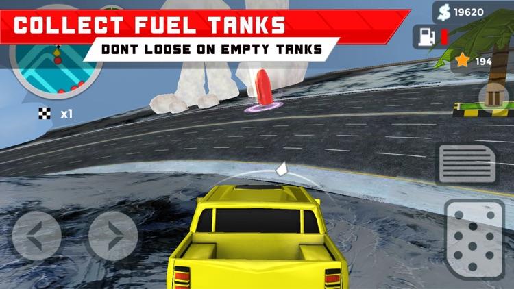 Hill Car Racing screenshot-4