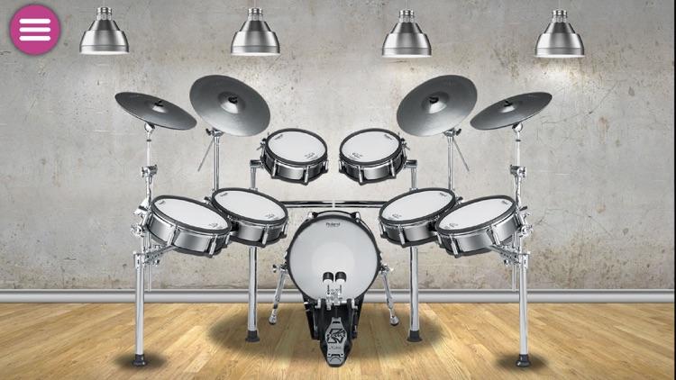 Simulator Rock Drum