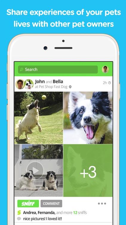Sniff - Pet Social Media