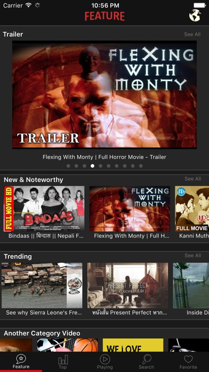 Movie Center - Discover & Enjoy your time with blockbuster movies