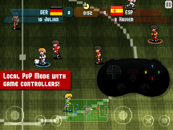 Pixel Cup Soccerのおすすめ画像3