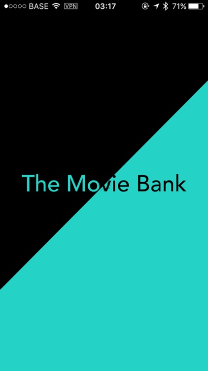 The Movie Bank