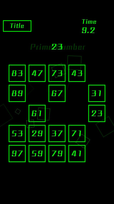 Touch the Prime Numbers -素数タッチ-のおすすめ画像3