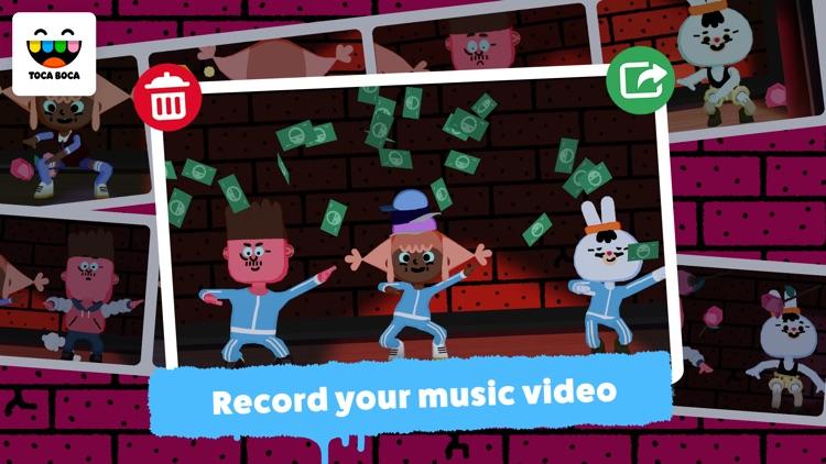 Toca Dance Free screenshot-4