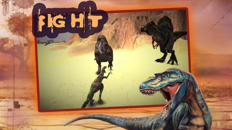 Dino Survival Evolution Battle