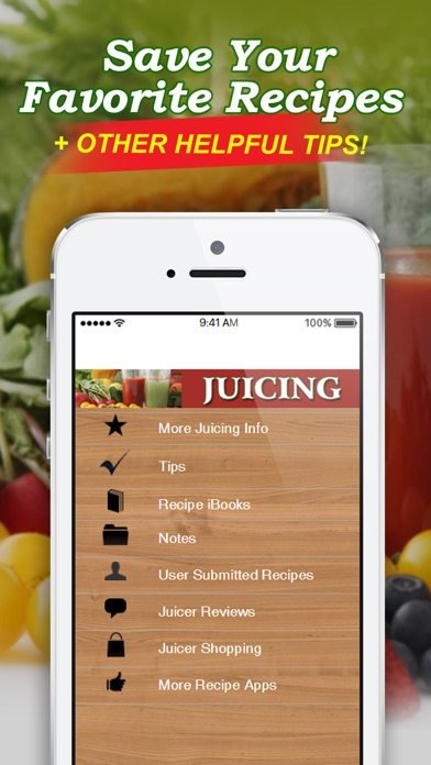 Juicing Recipes Tips And More review screenshots