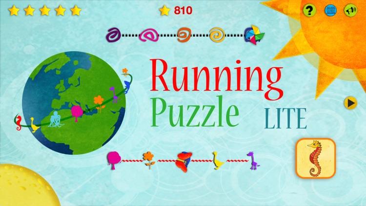 RunningPuzzle Lite