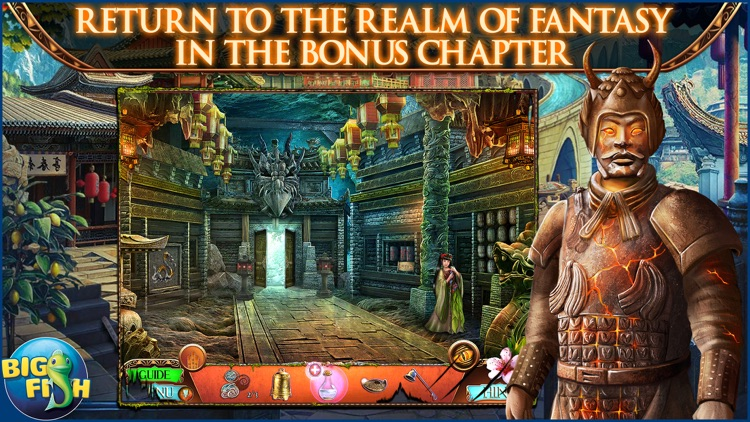 Myths of the World: The Heart of Desolation - A Hidden Object Adventure (Full) screenshot-3