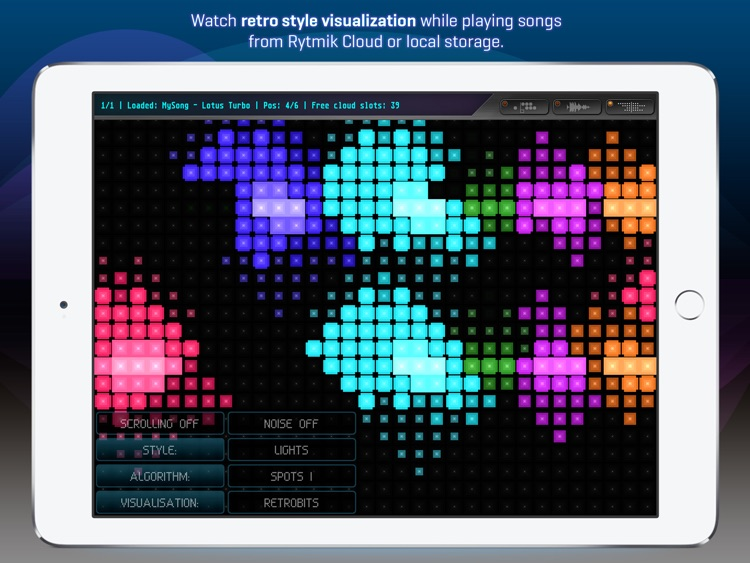 Rytmik Lite Chiptune Synthesizer screenshot-4