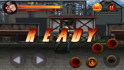 King Fighter of Street Screenshot on iOS