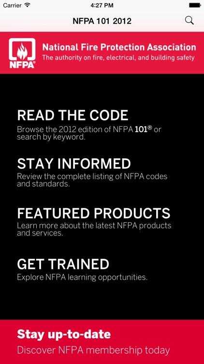 NFPA 101 2012 Edition
