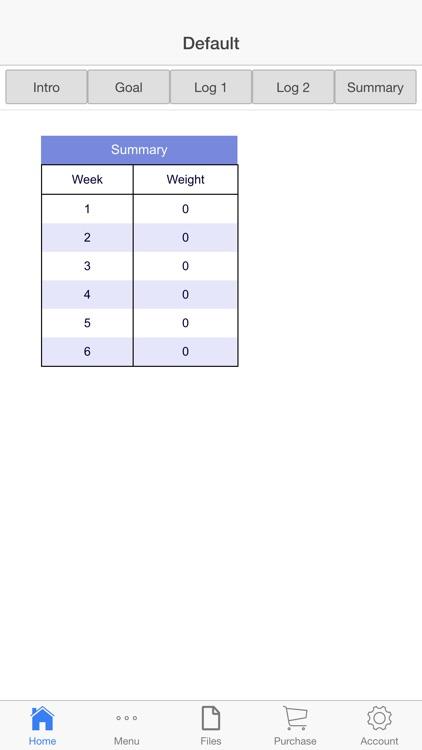 Weight Loss Pro screenshot-3