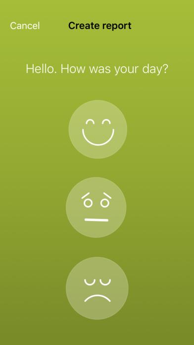 Reflux Tracker screenshot one