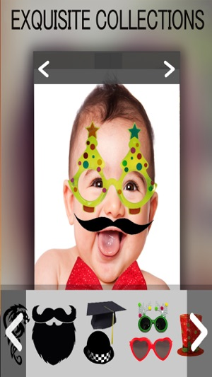 Photo sticker editor add face stickers to photos with effects on the app store