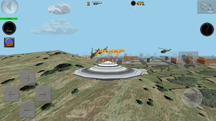 RC UFO 3D Lite screenshot-2