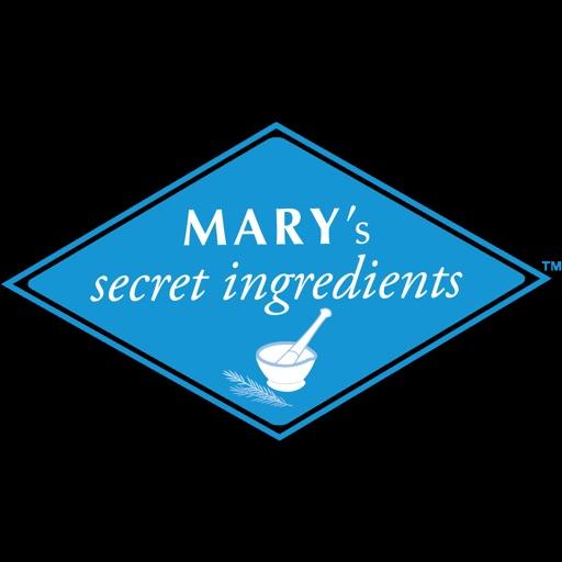 Mary's Secret Ingredients