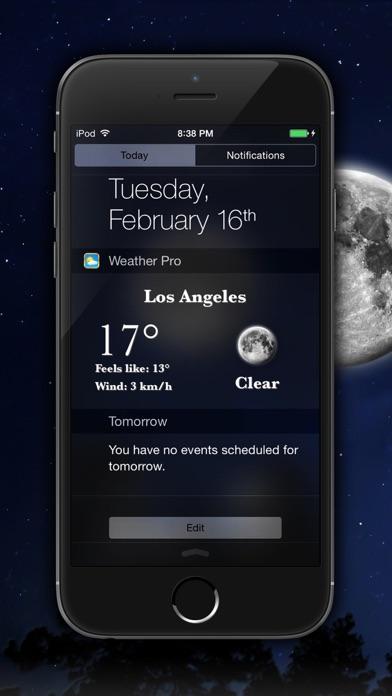 Weather Professional Forecastのおすすめ画像5