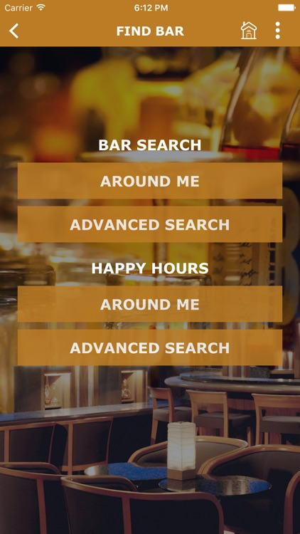 American Bars - Find a Bar, Cocktails & Recipes, Beers, Trivia, Reviews, Events, Social Network screenshot-4