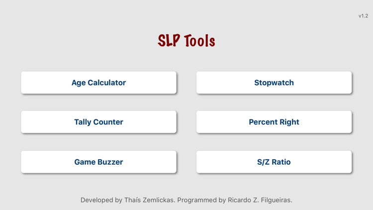 SLP Tools screenshot-0