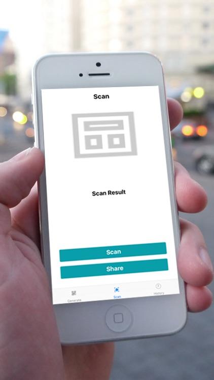 Barcode Maker: Scan & Generate QR/Data matrix Code screenshot-3