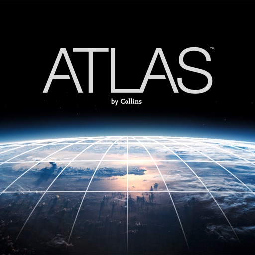 Atlas by Collins™ – a themed collection of interactive world atlases