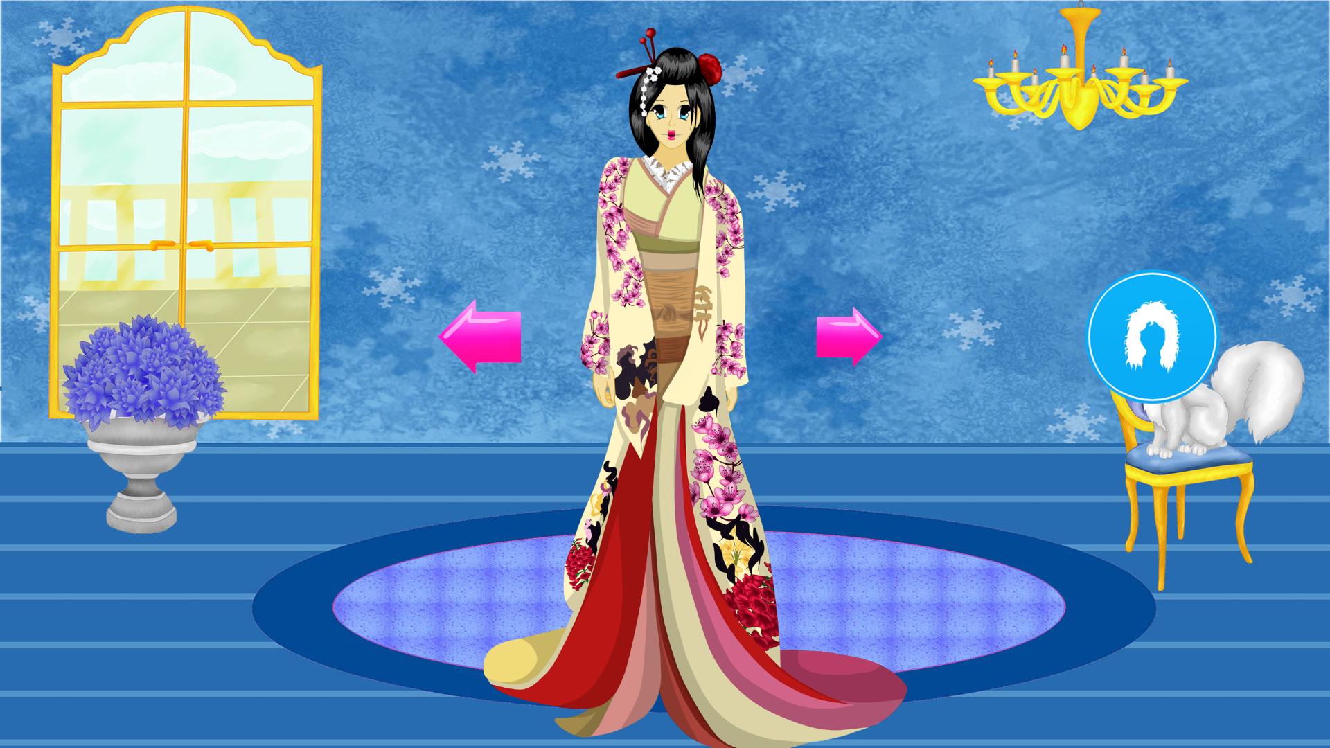 Princess Dress! screenshot 3